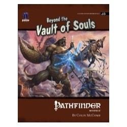Pathfinder Module J5 : Beyond the Vault of Souls