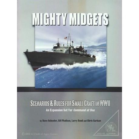 Command at sea : Mighty Midgets