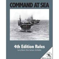Command At Sea 4th Edition Rules and Jumpstart