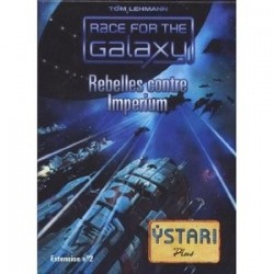Rebelles contre Imperium : extension Race for the Galaxy