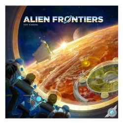 Alien Frontiers 5th edition + 7 expansion packs