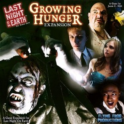 Growing Hunger - ext. Last Night on Earth