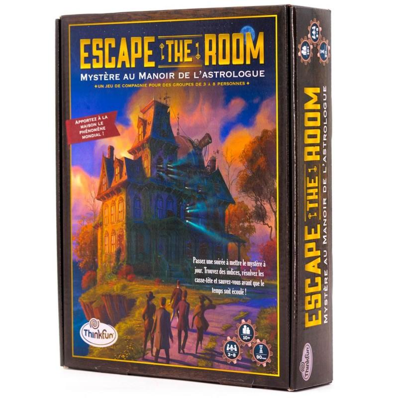 Acheter Escape The Room Myst 232 Re Au Manoir De L Astrologue