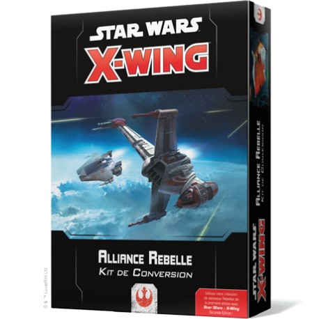 X-Wing : Alliance Rebelle - Kit de Conversion