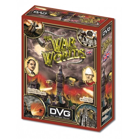 War of the Worlds - England
