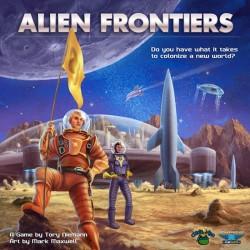 Alien Frontiers - 4eme edition