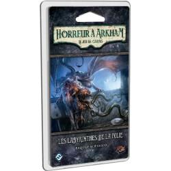 Horreur à Arkham LCG - Les Labyrinthes de la Folie