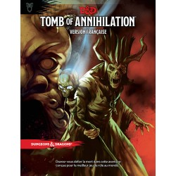 D&D 5 - Tomb of Annihilation
