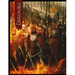 Dragon Age - Ecran et Aides de jeu