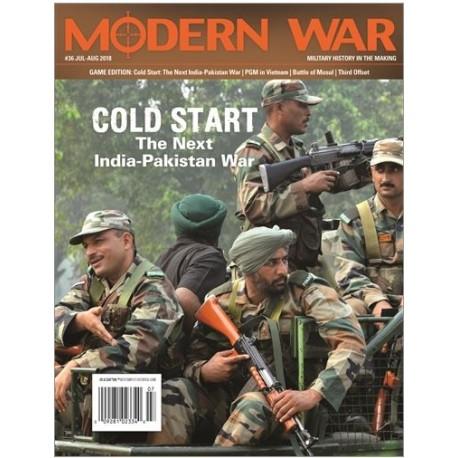 Modern War n°36 - Cold Start