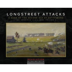 Longstreet Attacks - édition ziplock