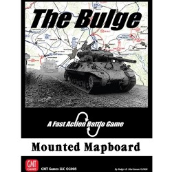 FAB The Bulge Mounted Mapboard