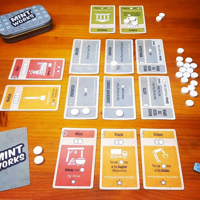 buy Mint Works - Pixie Games