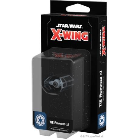 X-Wing 2.0 : TIE Advanced X1
