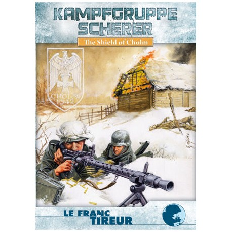 ASL Kampfgruppe Scherer : The Siege of Cholm