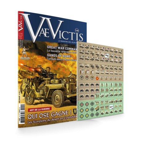 Vae Victis n°140 game edition
