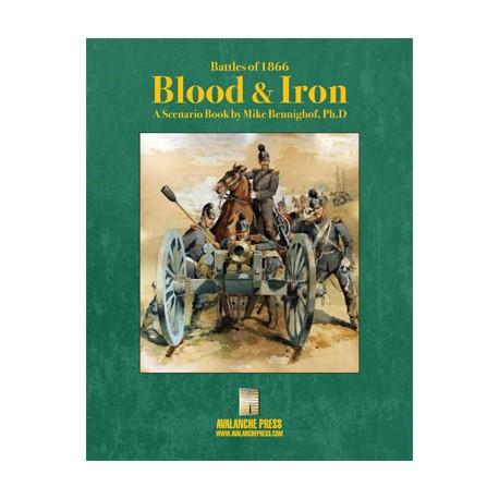 Battles of 1866 : Blood & Iron