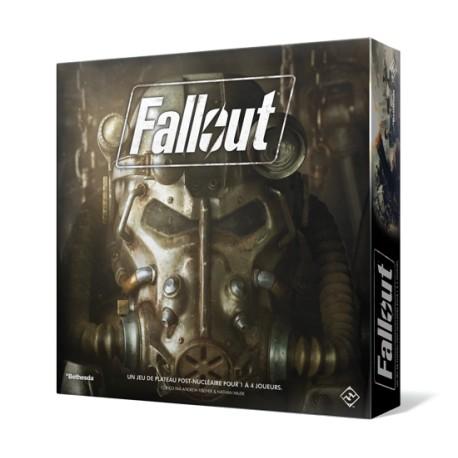 Fallout : le Jeu de Plateau