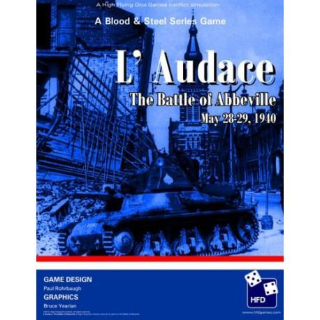 L'Audace - La bataille d'Abbeville