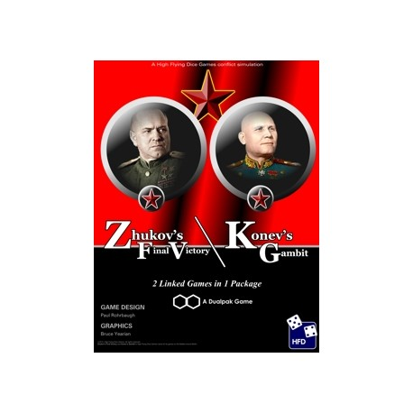 Zhukov's final victory - Konev's Gambit