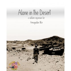 Armageddon War - Alone in the Desert