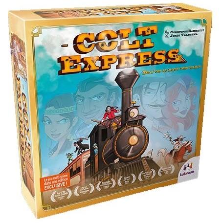 Colt Express - édition augmentée