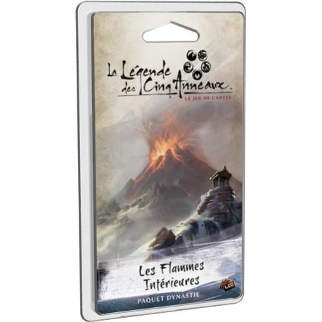 La Légende des Cinq Anneaux LCG - Les Flammes Intérieures