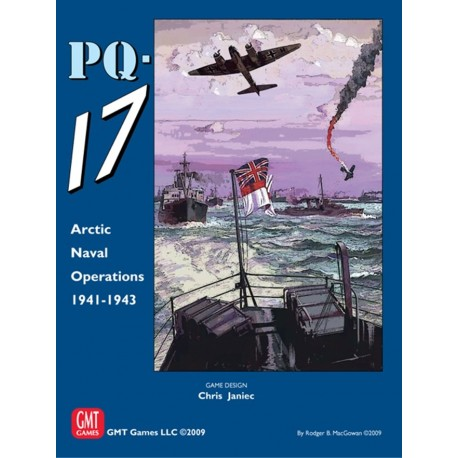PQ-17 - Arctic Naval Operations 1941-43