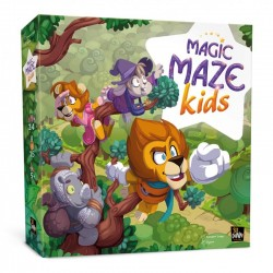 Magic Maze Kids pas cher