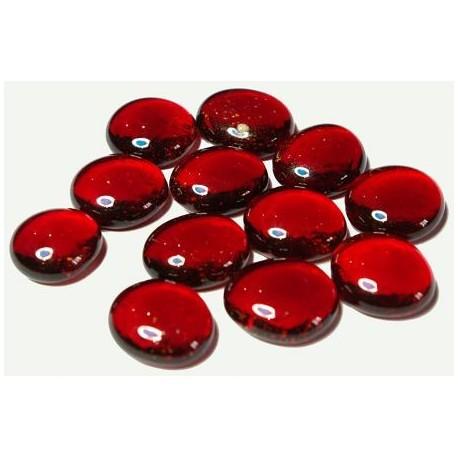 12 red gems