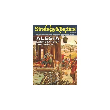 Strategy & Tactics 312 : Alesia