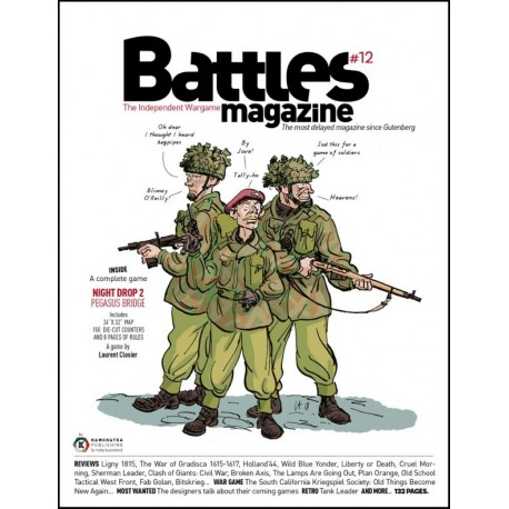 Battles Magazine 12