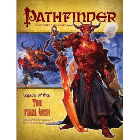 pathfinder n°24 : The Final Wish