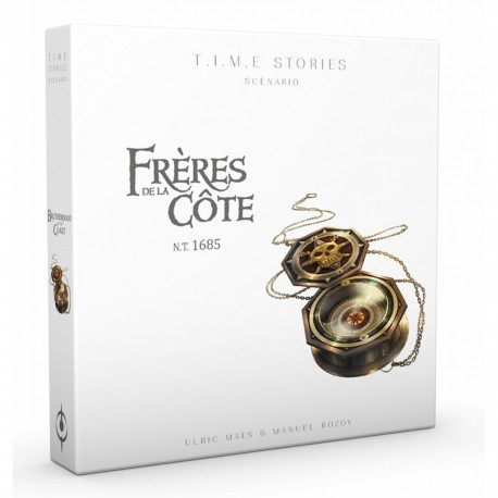 TIME Stories - Frères de la Côte