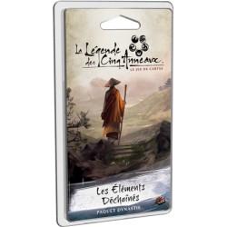 La Légende des Cinq Anneaux LCG - Les Éléments Déchaînés