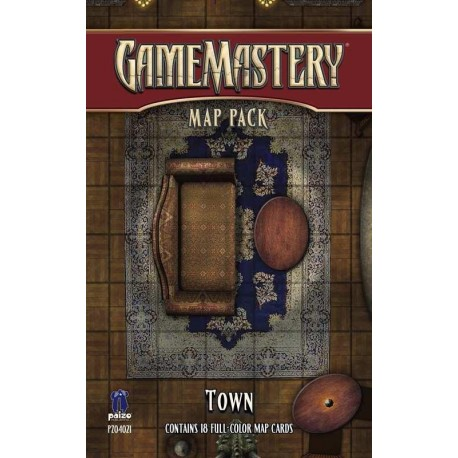 Map Pack : Town