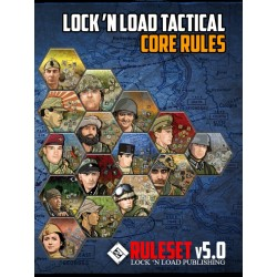 Lock 'n Load Tactical Core Rules v5.0 pas cher