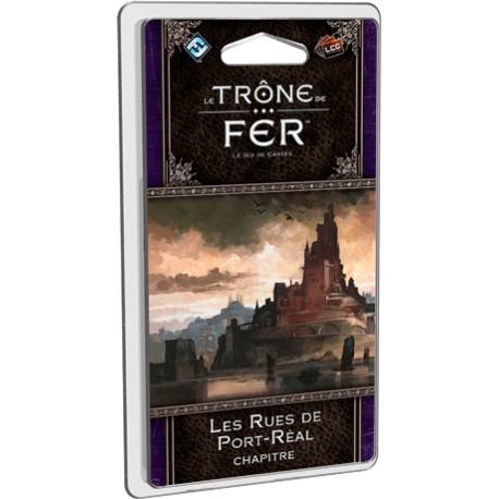 Le Trone de Fer JCE 2de édition : Les Rues de Port-Réal