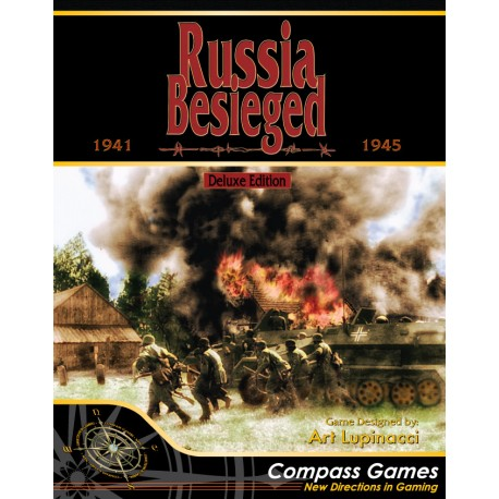 Russia Besieged - Deluxe Edition