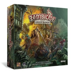 Zombicide Black Plague : Green Horde VF