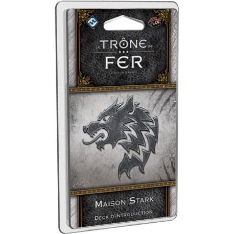 Deck d'introduction Trône de Fer LCG : Maison Stark