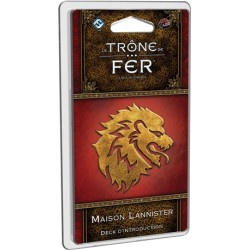Deck d'introduction Trône de Fer LCG : Maison Lannister