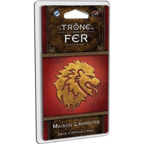 Deck d'introduction Trône de Fer LCG : Maison Lannister