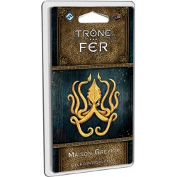 Deck d'introduction Trône de Fer LCG : Maison Greyjoy