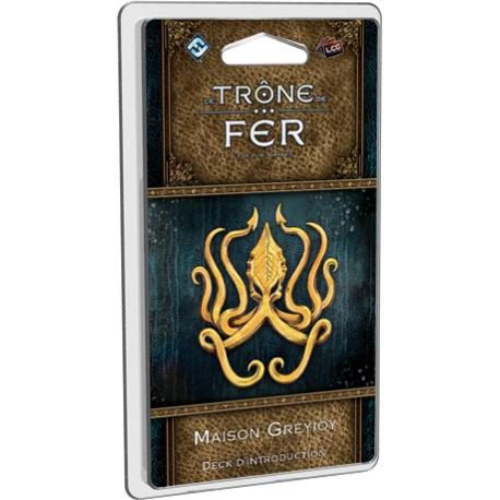 Deck d'introduction Trône de Fer LCG : Maison Greyjoy