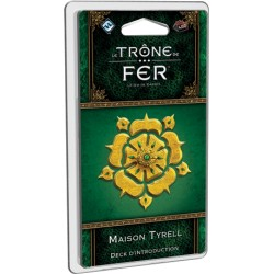 Deck d'introduction Trône de Fer LCG : Maison Tyrell
