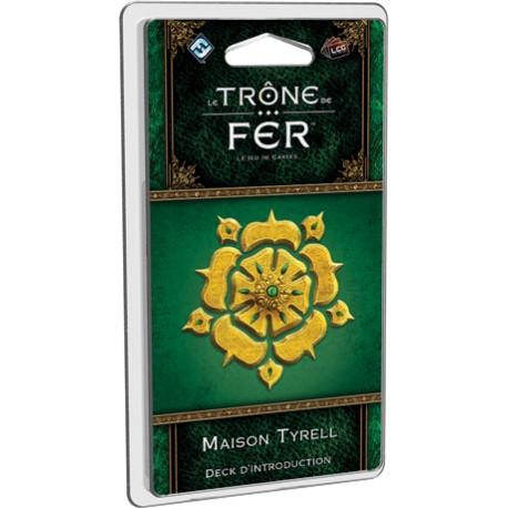 Deck d'introduction Trône de Fer LCG : Maison Tyrell