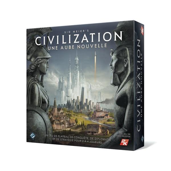 Sid Meier's Civilization   Une Aube Nouvelle, Fantasy Flight games