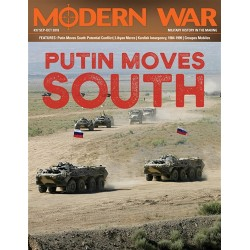 Modern War n°37 - Putin Moves South