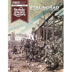 Strategy & Tactics Quarterly n°3 Stalingrad